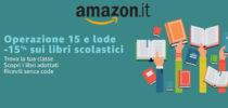 Libri per la scuola: torna l'offerta di Amazon.