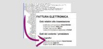 Fattura elettronica : convertire xml in pdf